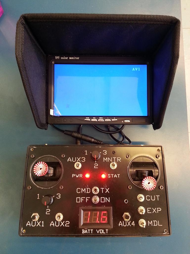 Gallery arduino radio control